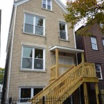 4440 S. Honore St. – 2-bdr. $625 (3 units) *rear parking